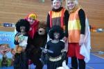 Karneval pro děti pořádaný 4.3.2017 v tělocvičně Sportcentra